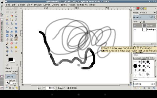 GIMP Inkscape