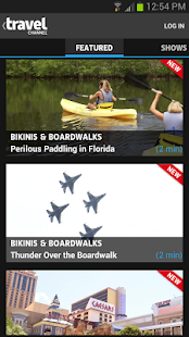 Watch Travel Channel - screenshot thumbnail
