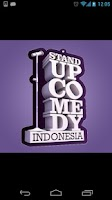 Screenshot of Stand Up Comedy Indonesia