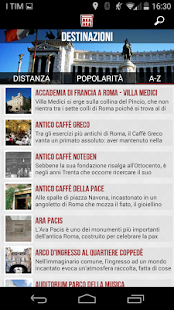 Roma Mobile Guide- miniatura screenshot