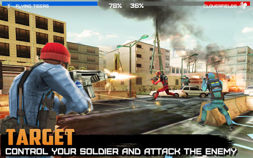 Rivals at War: Firefight 1.4 screenshots 1