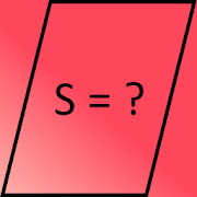 Area of the parallelogram