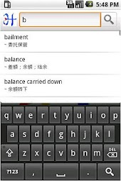 Finance Dictionary Eng/Chinese