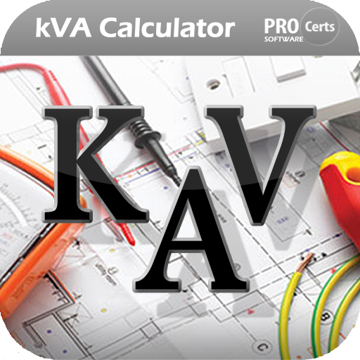 kVA Calculator app (apk) free download for Android/PC/Windows