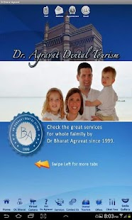 Dr Agravat Dental Tourism- screenshot thumbnail