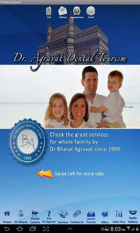 Dr Agravat Dental Tourism- screenshot