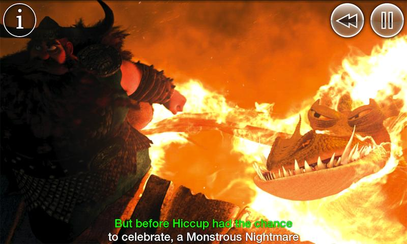 How To Train Your Dragon- screenshot