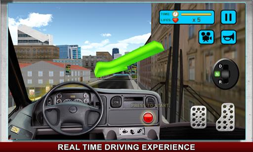 公交车司机3D模拟器