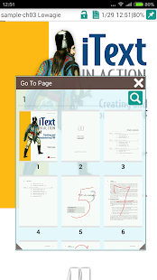 PDF Reader - screenshot thumbnail