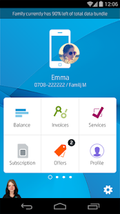 Telenor- screenshot thumbnail
