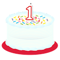 Happy Birthday Cake (free) logo
