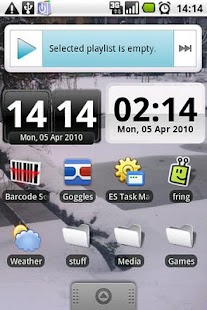 DigiClock Widget