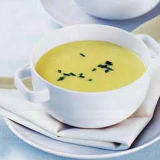 Fresh Corn Soup.