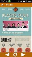 Screenshot of Plastic Soul Beatles Tribute