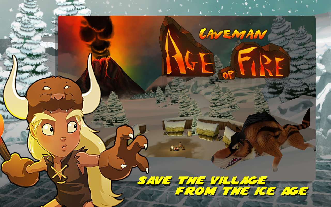 Caveman Quiz : Caveman age of fire android apps on google play