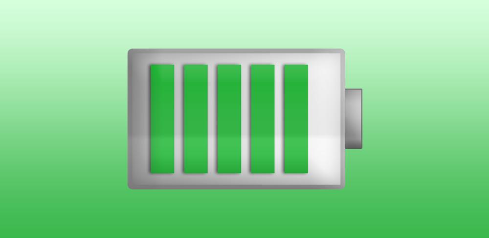 widget for battery status