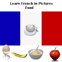 French in Pictures: Food Free logo