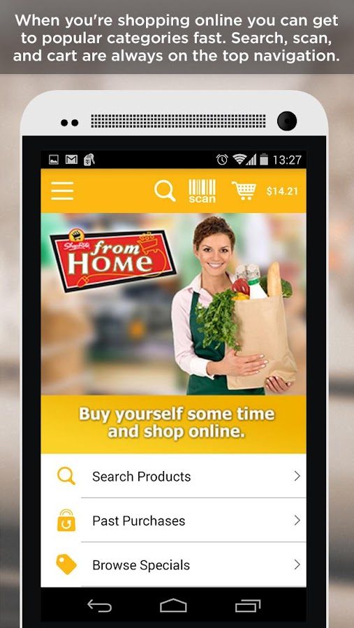 ShopRite- screenshot