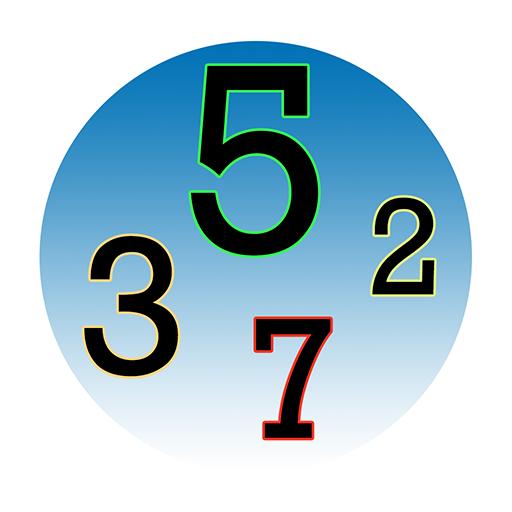 Number Splash LOGO-APP點子
