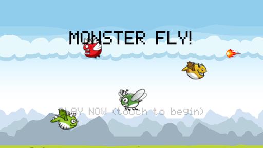 Monster Fly - Dinosaur Attack