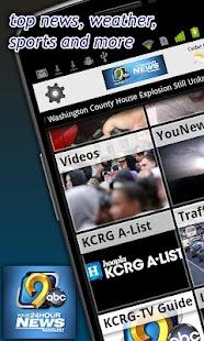 KCRG Mobile - screenshot thumbnail