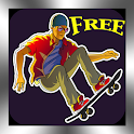 Skate Board Free Skater Games icon