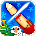 Finger Slayer - Christmas icon