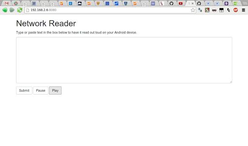 Network Reader