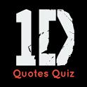 One Direction Quotes QUIZ icon