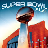 Super Bowl XLVI Game Program