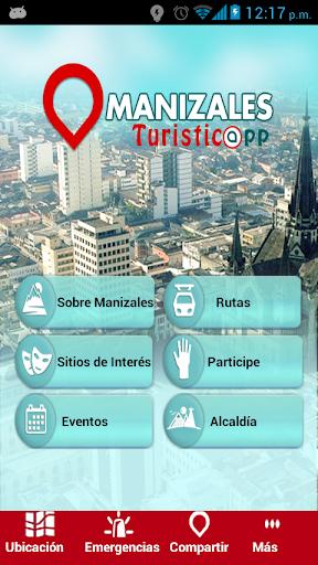 Manizales TuristicApp