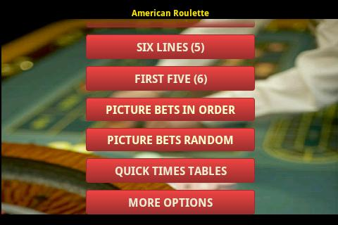 Roulette Trainer- screenshot