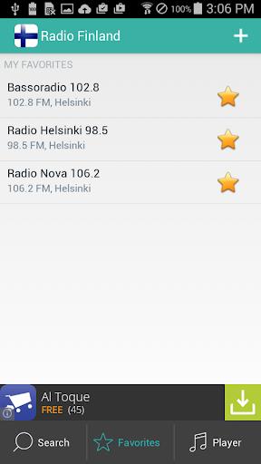Radio Finland - Finnish Radio  screenshots 8