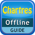 Chartres Offline Map Guide icon