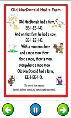 Top 20 Nursery Rhymes for Kids - screenshot