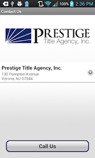 Prestige Title Agency - screenshot thumbnail