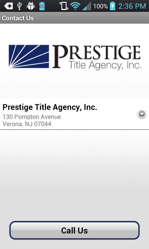 Prestige Title Agency - screenshot