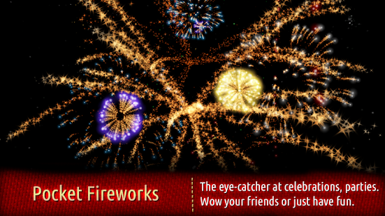 Fireworks 4D with Countdown- screenshot thumbnail