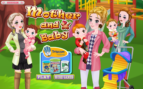 Mother and Baby - Baby Game
