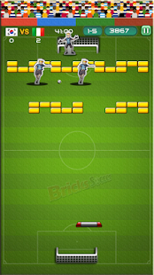 BRICKS SOCCER- screenshot thumbnail