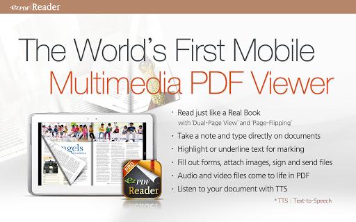 ezPDF Reader PDF Annotate Form 2.6.9.12 screenshots 6