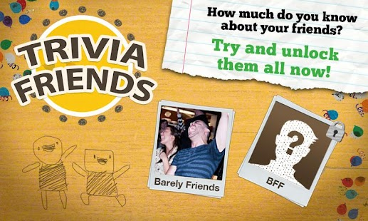 Trivia Friends - screenshot thumbnail