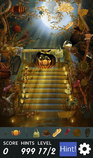 Hidden Object: Trick or Treat