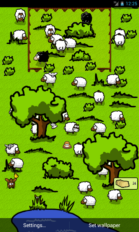 LiveSheep- screenshot