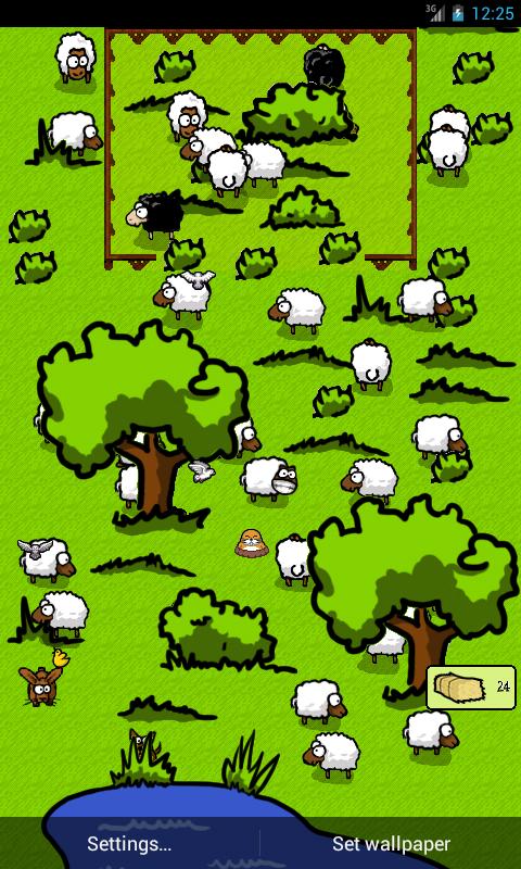 LiveSheep - screenshot