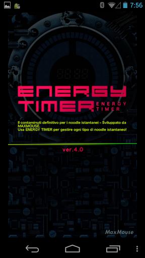 Energy Timer(Italian/English) 4.0.1 Windows u7528 1
