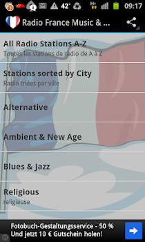 Radio France Music and News