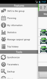 myCarpool - screenshot thumbnail