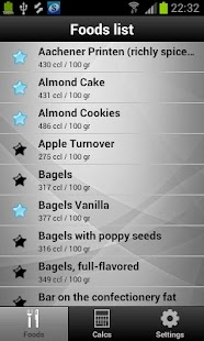 Diet & Calories Tracker - screenshot thumbnail