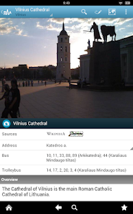 Lithuania Guide by Triposo- screenshot thumbnail